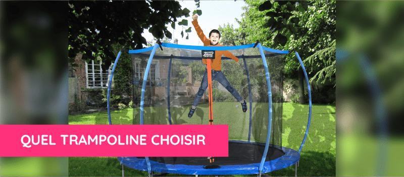 Quel trampoline choisir